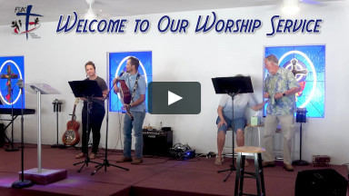 Summer Wise, Summer Not - Part 2: The Pursuit Worship Service From Sunday, July 18, 2021