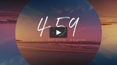 Online Worship July 25, 2021