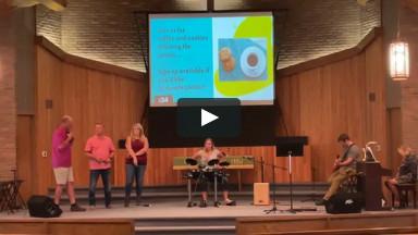July 18, 2021 | Worship Service
