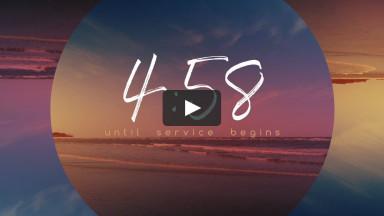 Online Worship August 8, 2021