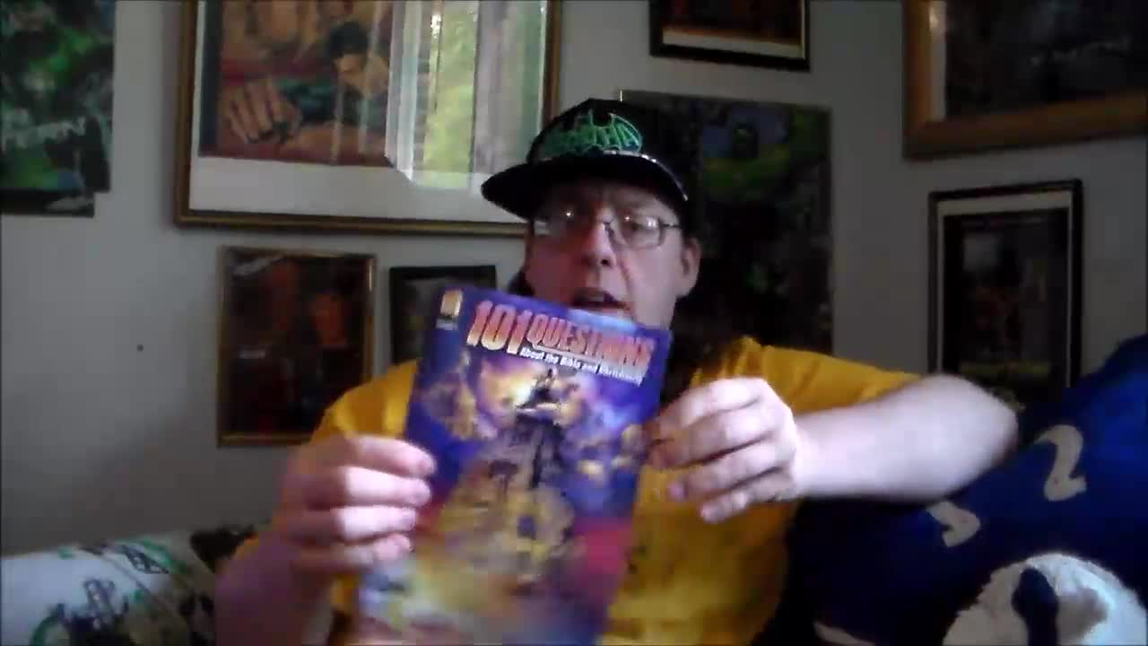 Comic Book Round-Up #3 (101 Questions)