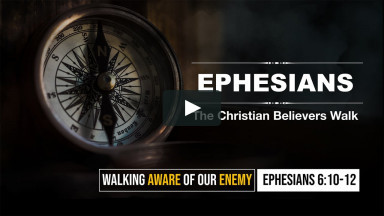 8.8.21 | Walking Aware of Our Enemy