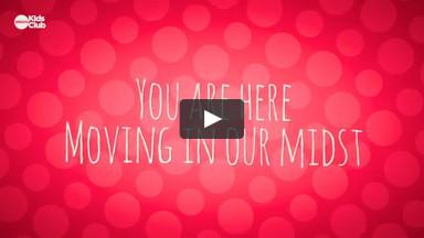 WAY MAKER _ Kids Worship Lyric Video - Christian Songs for Kids-0wyotu9Twko