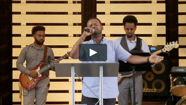 Four Corners Ethiopian Evangelical Church Worship songs.