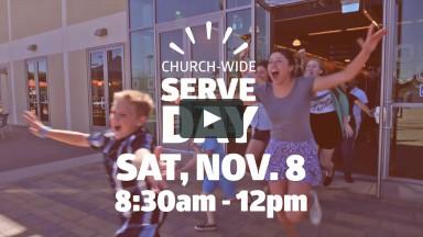 Eastside Christian Church - Serve Day