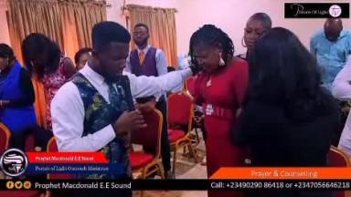 The Healing power of Christ With Prophet Macdonald EE Sound