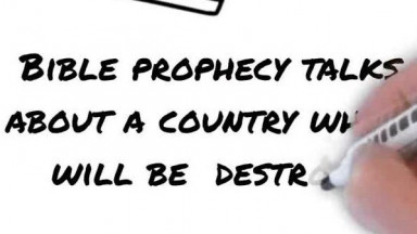 The Bible Predicts America is Going to Fall!
