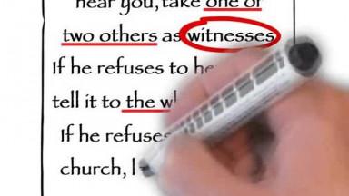 How to Resolve Disagreements Jesus' Way