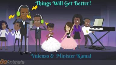 Things Will Get Better   Contemporary Gospel Praise   Vulenzo and Kamal