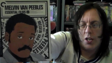 Flashback Friday #24 (Melvin Van Pebbles Collection)