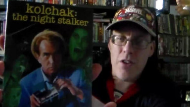 Retro Drive-In Podcast #13 (Kolchack The Complete Series Blu-ray)