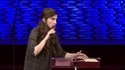 Finishing the race- English Christian message by Heidi Franco