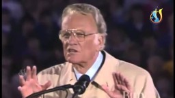 English Sermon | Dr. Billy Graham