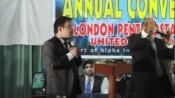 Pastor Joy Thomas - London Pentecostal Church 9th Annual Convention - 2011