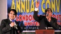 Pastor Joy Thomas; Christ Envoys-2011 (LPC Annual Convention)