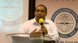 Pr.Joy Thomas Worship Service Message Aug -09-2012