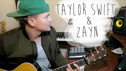 """Taylor Swift & Zayn - """"I don't Want To Live Forever"""" // HOW TO RECORD A NEW COVER // Day 12"""