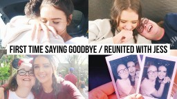 LEAVING GABE REUNITED WITH MY BESTIE! Vlog