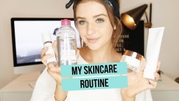 MY SKINCARE ROUTINE!