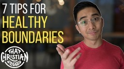 7 tips for Healthy Boundaries in Christian Dating | Christian Dating Advice